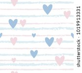 vector seamless pattern of... | Shutterstock .eps vector #1019913331