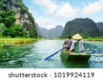 Tourists Traveling In Boat...