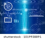abstract background technology... | Shutterstock .eps vector #1019938891