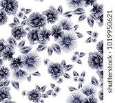 abstract elegance seamless... | Shutterstock . vector #1019950621