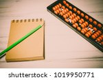 mental arithmetic background | Shutterstock . vector #1019950771