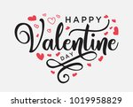 special hand lettering... | Shutterstock .eps vector #1019958829