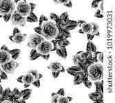 abstract elegance seamless... | Shutterstock . vector #1019973031
