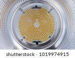 high power led light bulb on... | Shutterstock . vector #1019974915