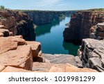 King George River Gorge From...
