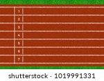 running track background   Shutterstock . vector #1019991331