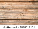wood plank brown texture... | Shutterstock . vector #1020012151