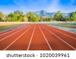 abstract blurred photo of empty ...   Shutterstock . vector #1020039961