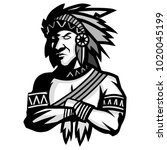 sport esport grayscale indian... | Shutterstock .eps vector #1020045199