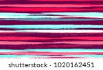 brush strokes and stripes with... | Shutterstock .eps vector #1020162451