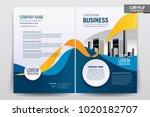 business brochure background... | Shutterstock .eps vector #1020182707