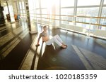faculty of physical education... | Shutterstock . vector #1020185359