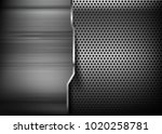 abstract background dark and... | Shutterstock .eps vector #1020258781