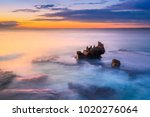 robe  south australia | Shutterstock . vector #1020276064