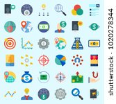 icons about marketing with...   Shutterstock .eps vector #1020278344