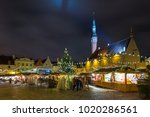tallinn  estonia  december 29 ...   Shutterstock . vector #1020286561