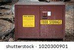 yosemite national park ... | Shutterstock . vector #1020300901