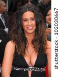 """Small photo of Alanis Morissette at the """"Prince of Persia: The Sands of Time"""" Los Angeles Premiere, Chinese Theater, Hollywood, CA. 05-17-10"""