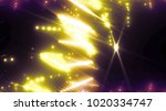 rays of light background.... | Shutterstock . vector #1020334747