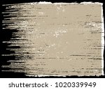 grunge texture background... | Shutterstock .eps vector #1020339949