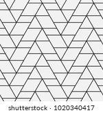 vector seamless pattern.... | Shutterstock .eps vector #1020340417