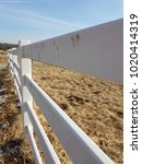 Small photo of White Farm Fence