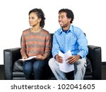 actor casting session | Shutterstock . vector #102041605