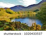lake district   national park | Shutterstock . vector #1020433537