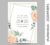 Wedding Invitation. Design Of...