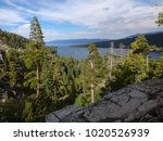 View Of Lake Tahoe From Emeral...