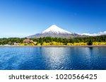 Osorno Volcano And Llanquihue...