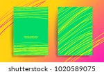 trend template background green ... | Shutterstock .eps vector #1020589075
