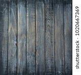 rustic wood plank texture... | Shutterstock . vector #1020667369