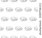 stone seamless vector pattern | Shutterstock .eps vector #1020706111