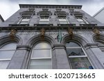 editorial use only  ulster bank ...   Shutterstock . vector #1020713665