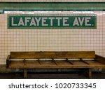 new york city   january 29 ... | Shutterstock . vector #1020733345