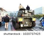 london england  oct 11  ...   Shutterstock . vector #1020737425