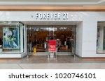 toronto  canada   february 7th  ... | Shutterstock . vector #1020746101