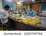bagru  jaipur  rajasthan  india ...   Shutterstock . vector #1020749704