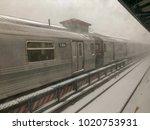 brooklyn  new york   january 4  ... | Shutterstock . vector #1020753931