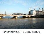 london england  oct 11  ...   Shutterstock . vector #1020768871