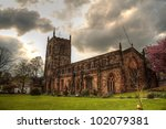 Holy Trinity Church In Skipton...
