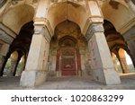 delhi  india   november 21 ... | Shutterstock . vector #1020863299