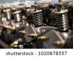 Engine Detail  Vintage Motor    ...