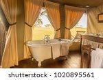 Luxury Bathroom In Tented...