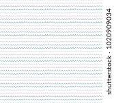 cute hand drawn seamless vector ... | Shutterstock .eps vector #1020909034
