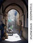 essaouira  morocco january 9 ... | Shutterstock . vector #1020963511