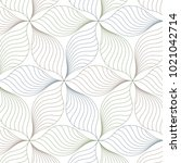 linear vector pattern ... | Shutterstock .eps vector #1021042714
