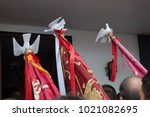 Small photo of Feast and Procession to the Holy Spirit, Pico island, Azores, PortugL