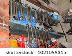 krasnodar  russia   october 18  ... | Shutterstock . vector #1021099315